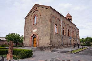 Eglise d'Oshakan