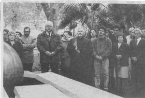 Commémoration 24 avril 1993
