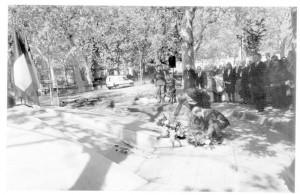 Commémoration 25 avril 1999