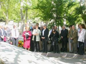 Commémoration 30 avril 2006