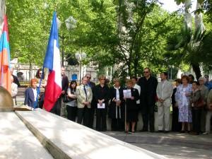 Commémoration 29 avril 2007