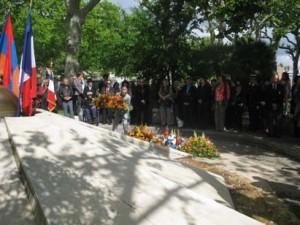 Commémoration 25 avril 2011